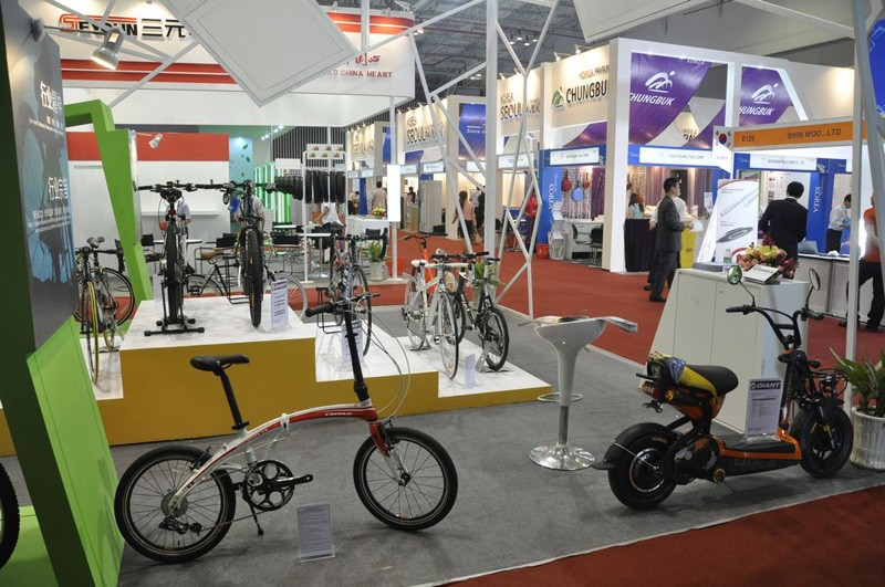 Vietnam International Bicycle Exhibition 2015