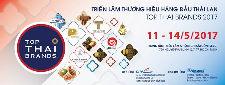 TOP THAI BRANDS 2017
