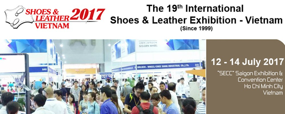 SHOES AND LEATHER VIETNAM 2017