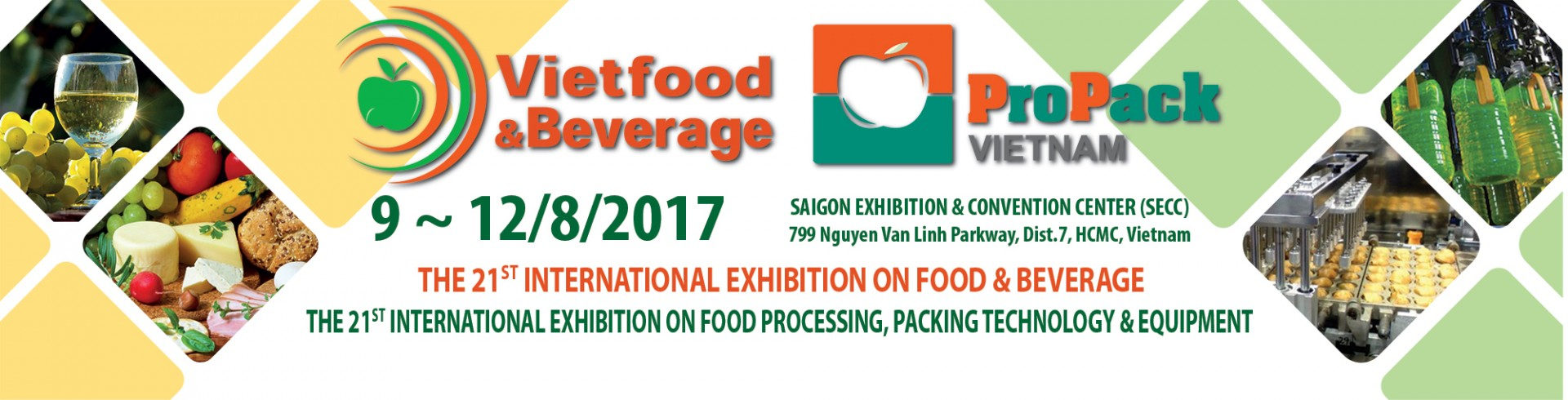 VIETFOOD & BEVERAGE - PROPACK 2017