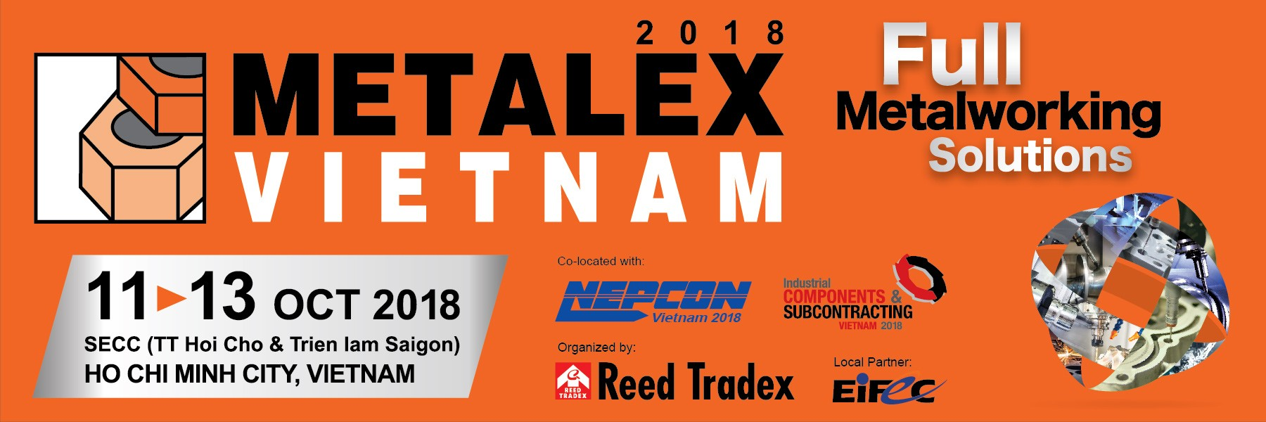METALEX VIETNAM 2018