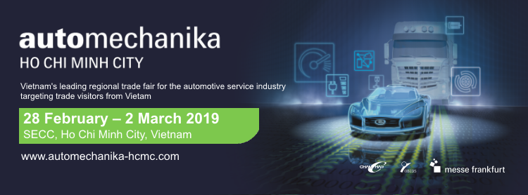 AUTOMECHANIKA HO CHI MINH CITY 2019