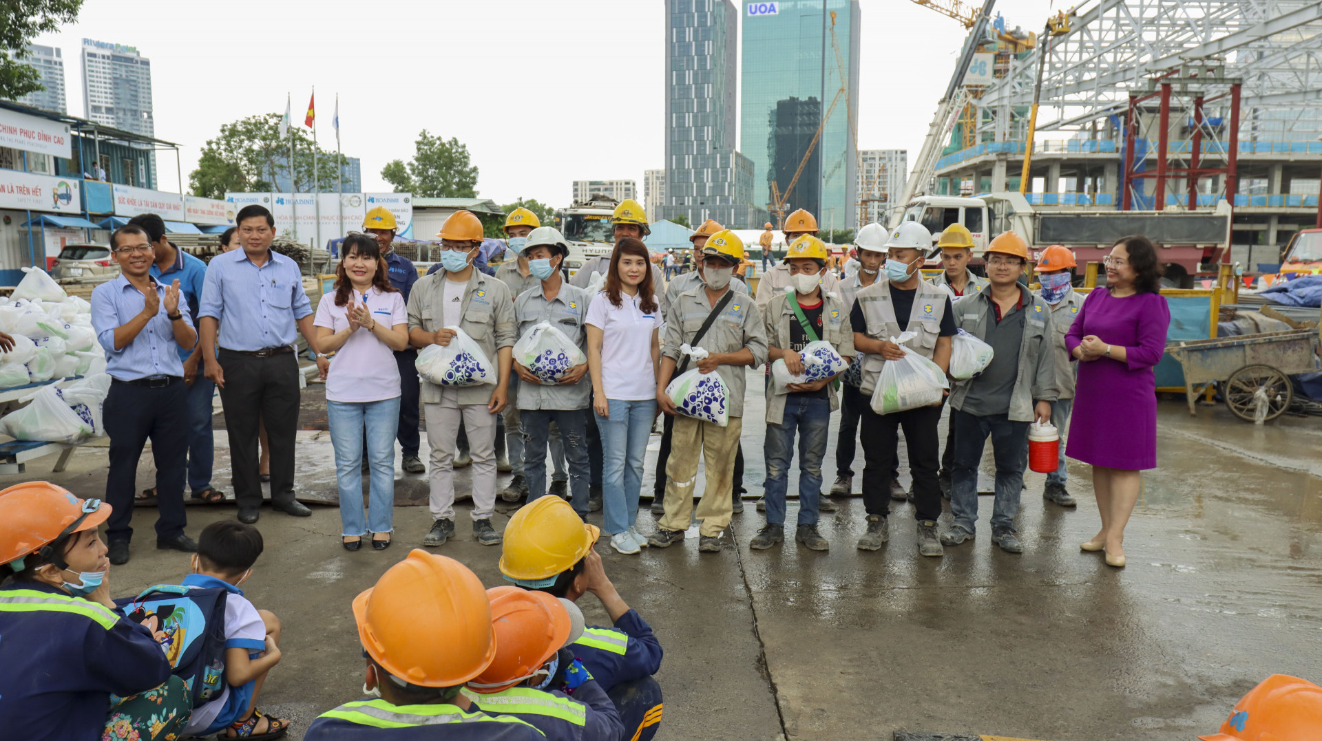 Supporting Our Construction Workers