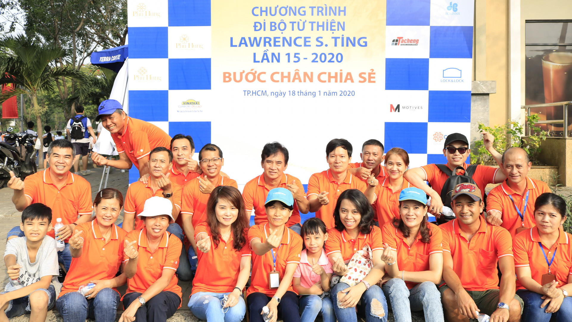 Lawrence S. Ting Charity Walk
