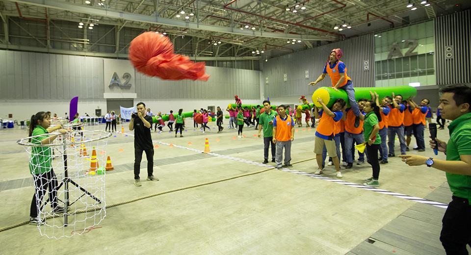Exhibition Hall A