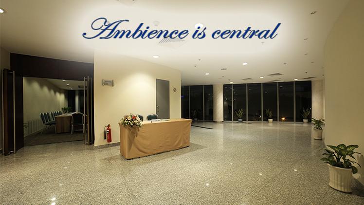 Explore SECC Conference Level